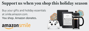 Support Inaside by shopping with AmazonSmile
